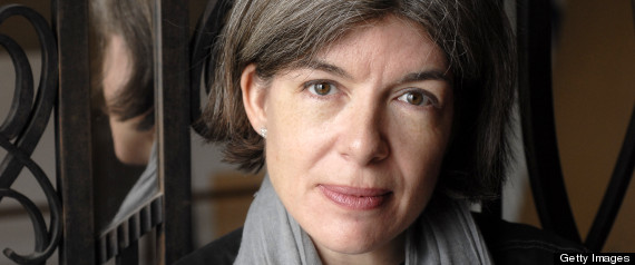 Claire Messud Portrait Session